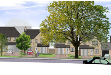 Lovell starts on site on £12m project to deliver 47 new homes in Peak District town