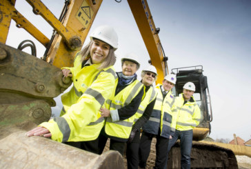 Construction starts on development of 25 new affordable Homes near Chichester