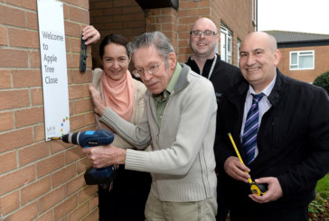 Suffolk Housing offers a helping hand to vulnerable and elderly tenants with DIY and home maintenance