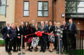 Residents celebrate successful completion of Hesketh Village regeneration project