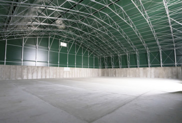 Gritty savings made for new Salt Barn design and build
