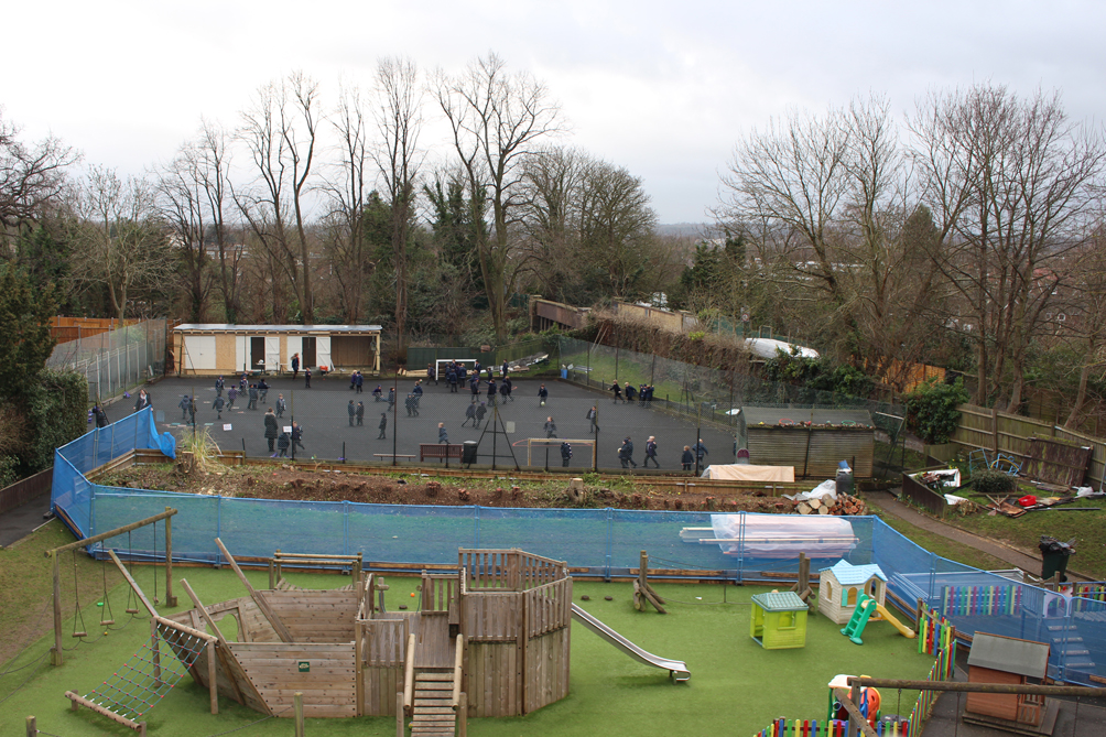 £900k investment into Bromley School to improve existing facilities