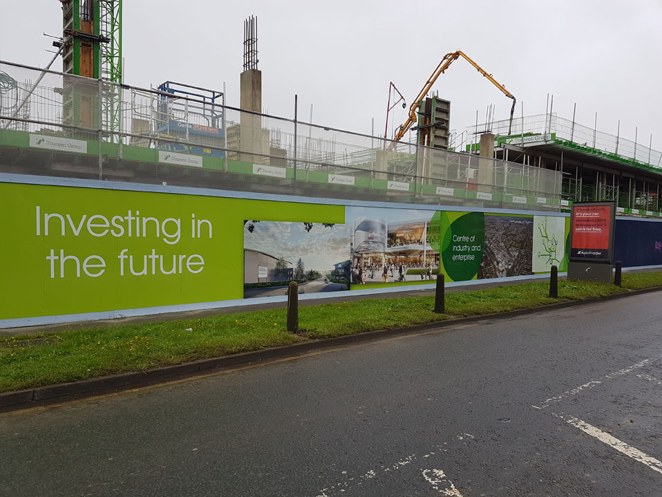 Hemel Hempstead: Building for the Future