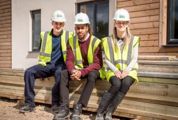 Newark housing provider to help three apprentices reach their goals