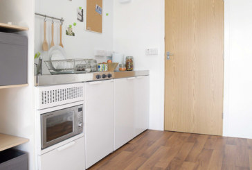 Elfin Kitchens specified for groundbreaking temporary accommodation project