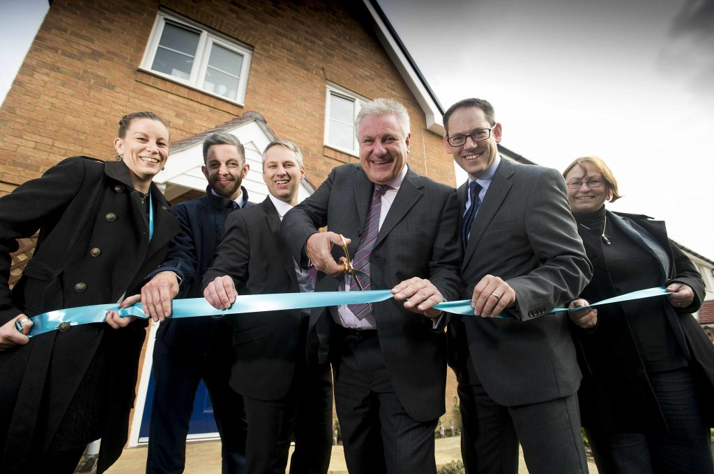 Exterior: New Stonewater Homes Make Yapton Village More Affordable