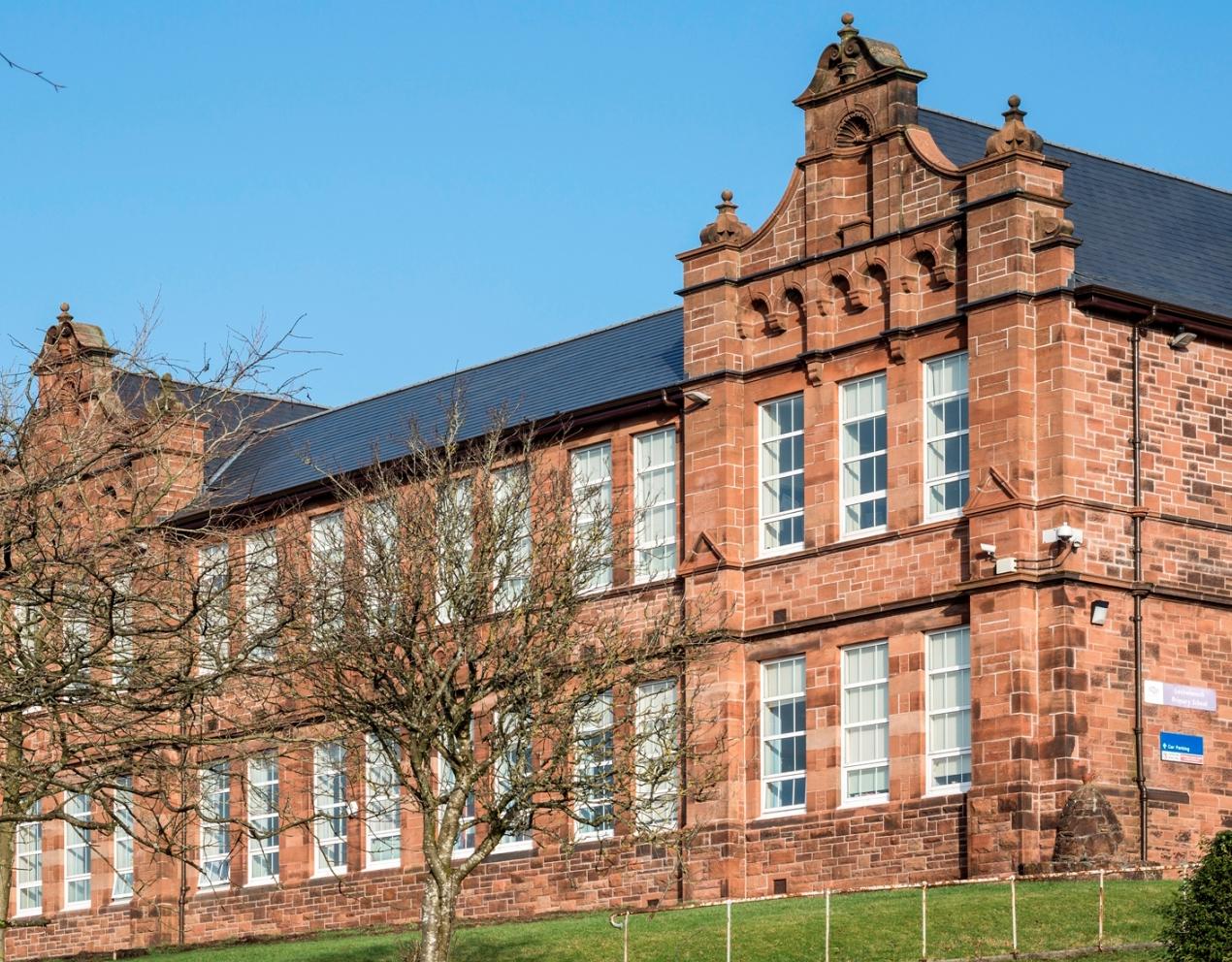 Scottish school sets tough test for Redland Cambrian