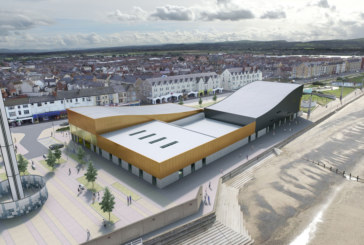 £14.8m leisure centre development given the go ahead in North Wales