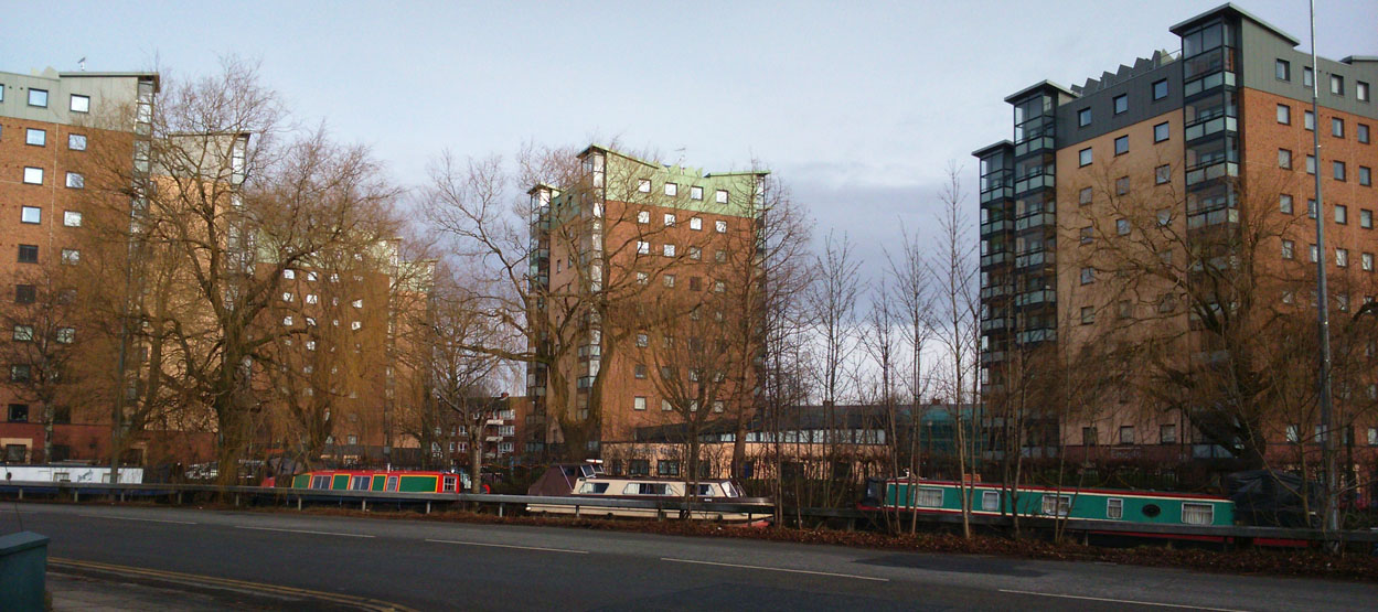 Barton Village tower blocks benefit from installation of VEKA's Matrix 70 Casement Windows