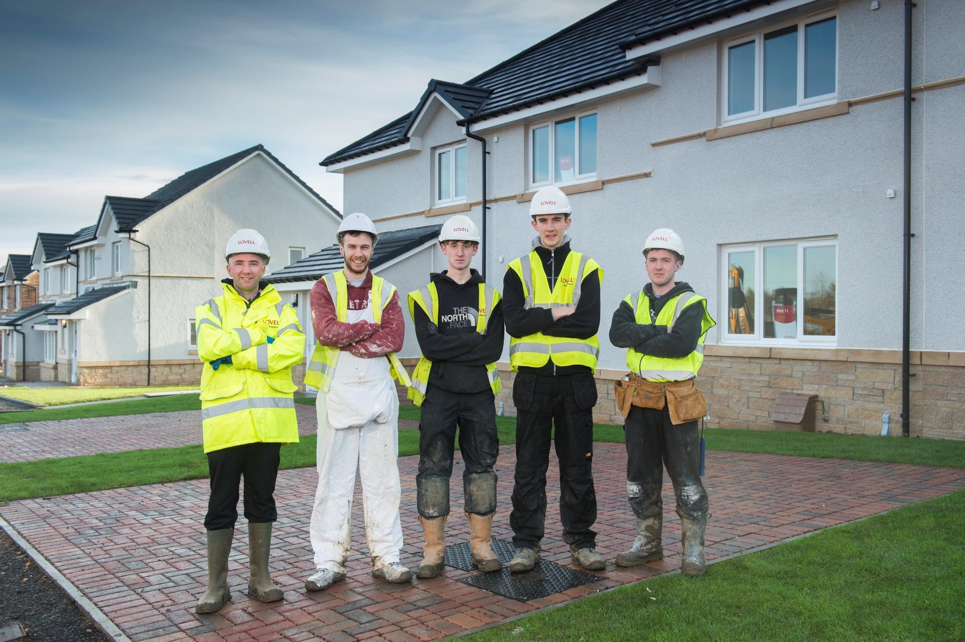 West Lothian communities benefit from social housing programme