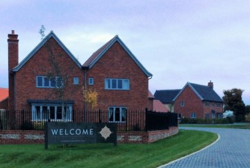 "Suffolk Housing property offers ""new start"" to local family"