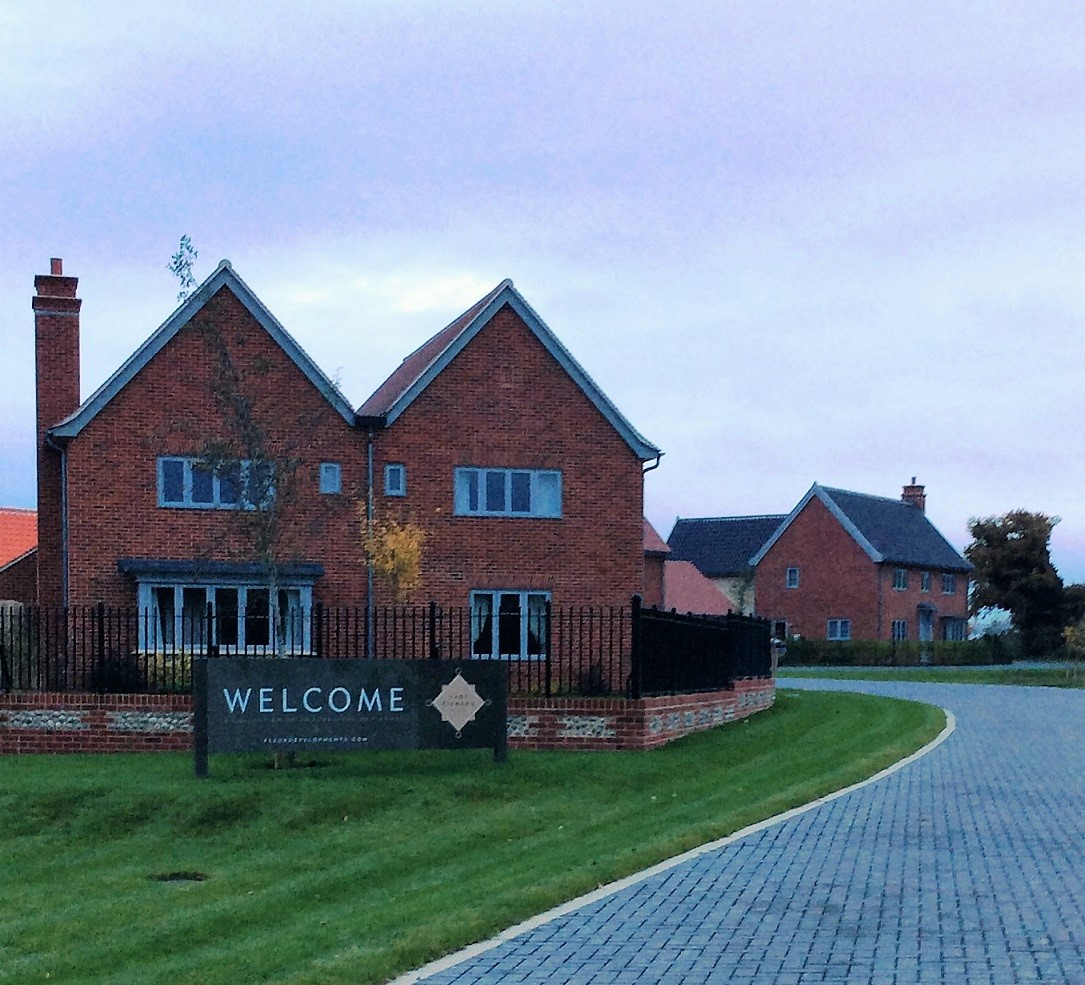 """Suffolk Housing property offers """"new start"""" to local family"""