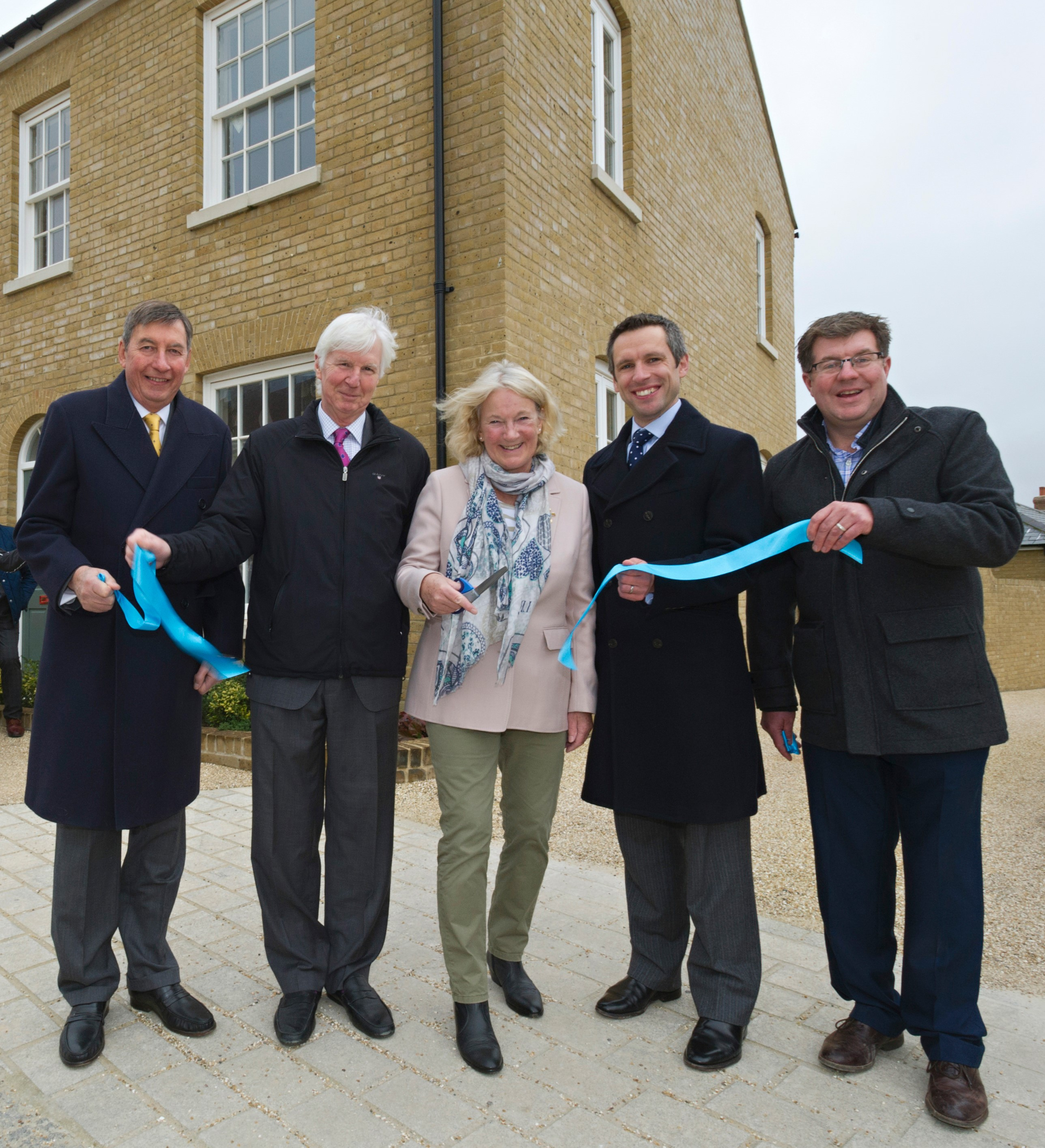 Stonewater completes five-year affordable housebuilding programme in Poundbury