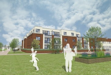 Watford Community Housing holds 'topping out' ceremony at Hemming Way development