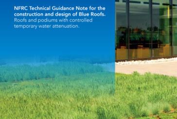 NFRC launch blue roof guidance