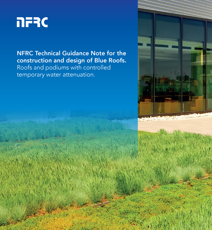 NFRC launch blue roof guidance