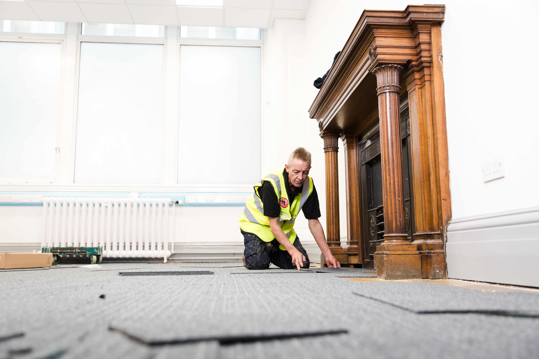 Novus refurbishes historic Liverpool City Council building