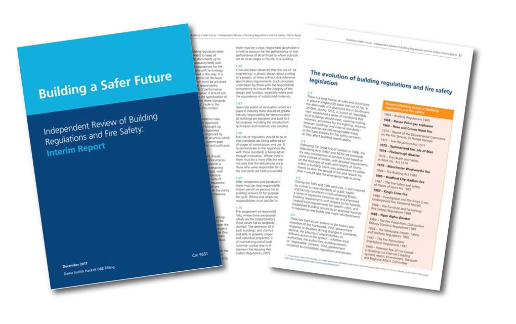 LABC backs Hackitt Report for comprehensive improvements to Building Regulations