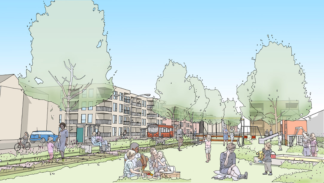 Joint Venture partner appointed for multi-million-pound regeneration in Beam Park
