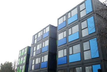 The UK's largest temporary accommodation development is to open in Ealing