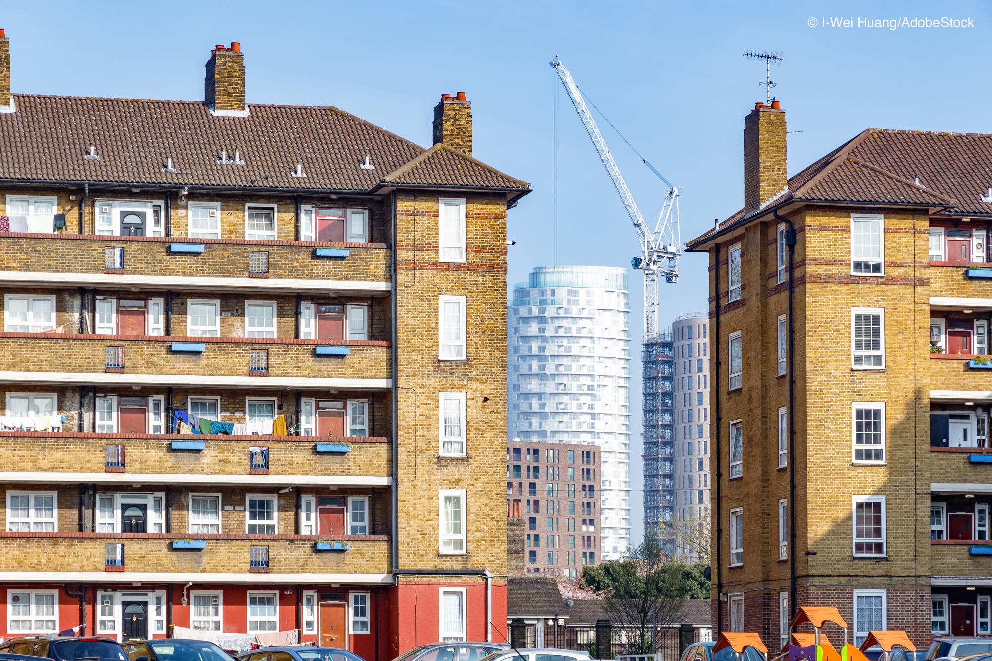 Ventilation maintenance in social housing