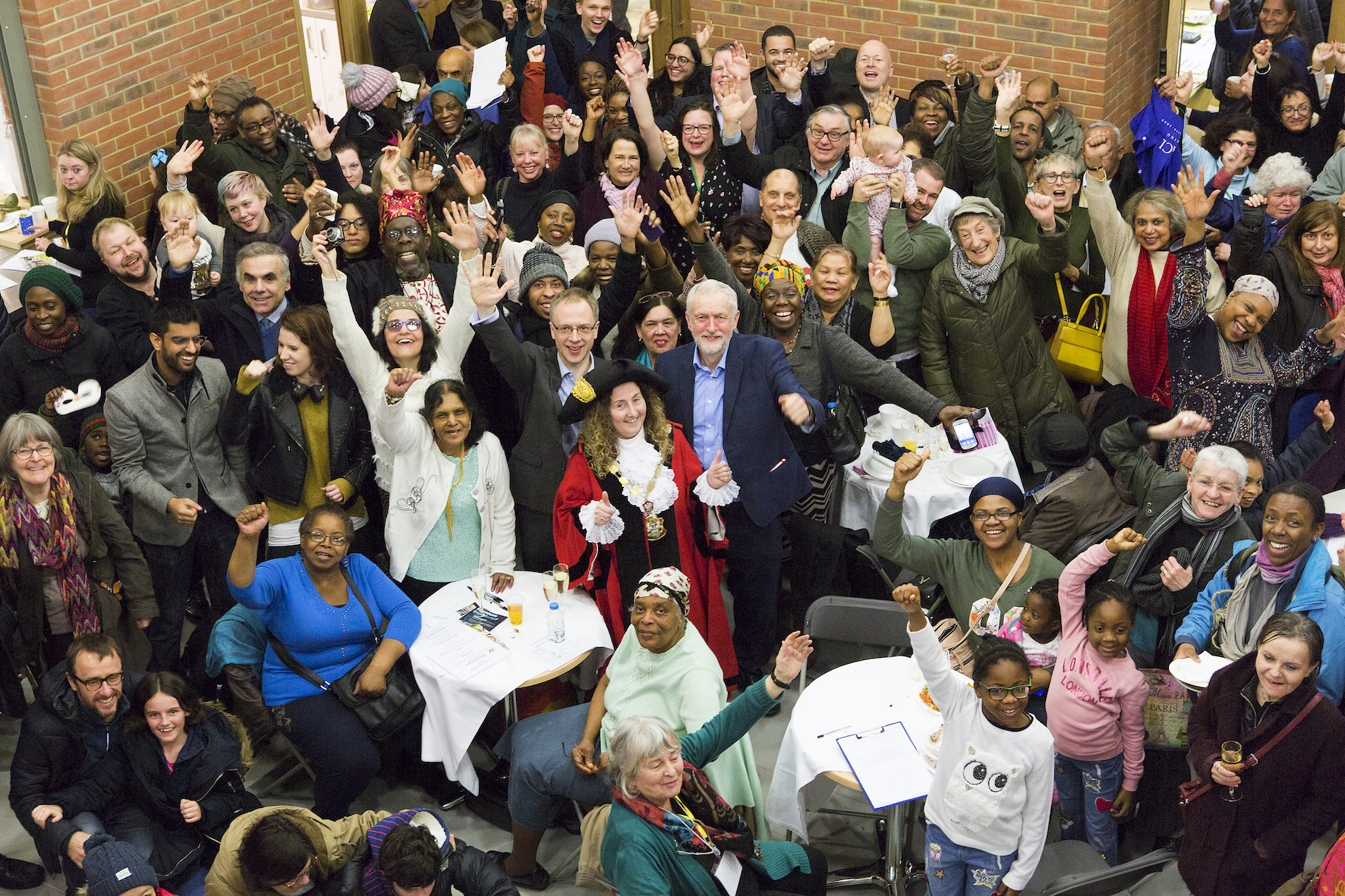 Islington Council And Higgins Construction Launch