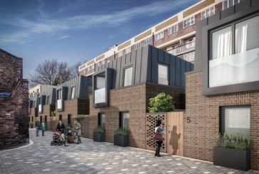 New properties for sale in Islington regeneration project