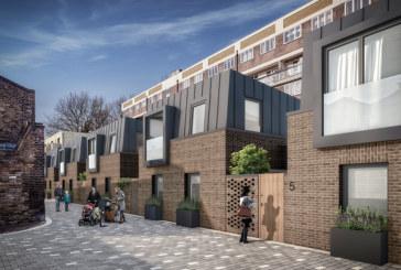 New properties for sale in Islington regeneration project