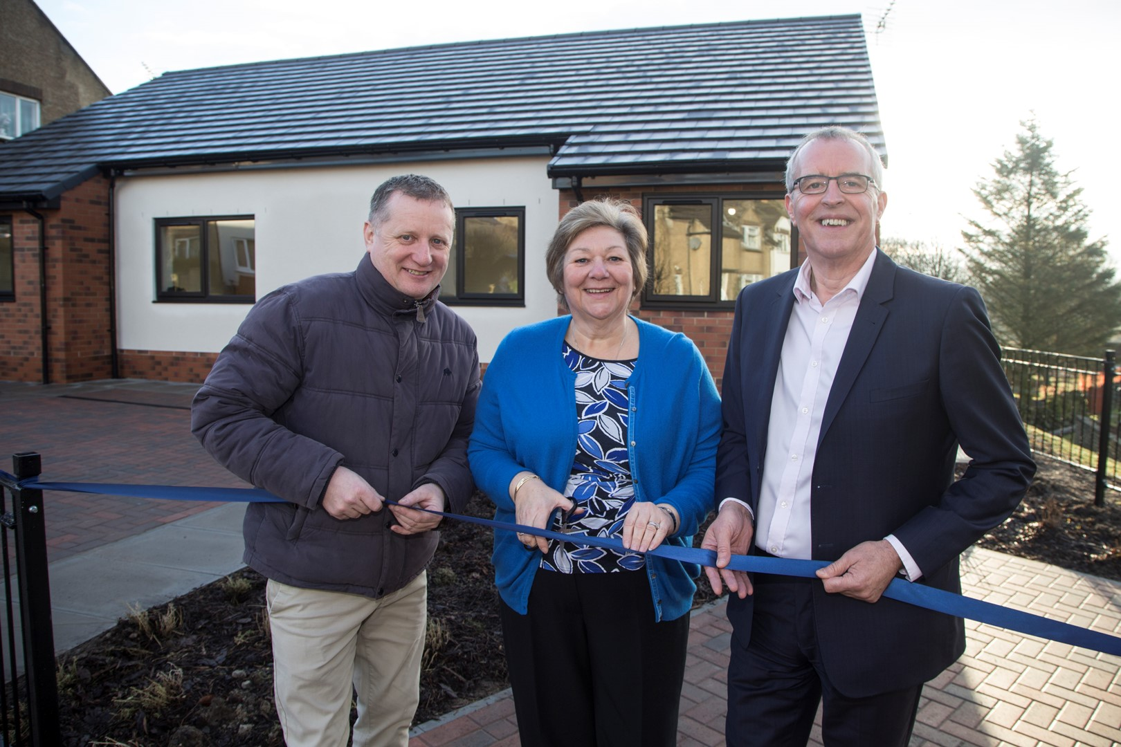 Weardale village ends 50-year wait for new affordable homes
