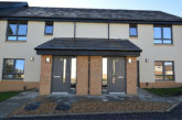 An additional 25 affordable homes delivered in Muirhouse