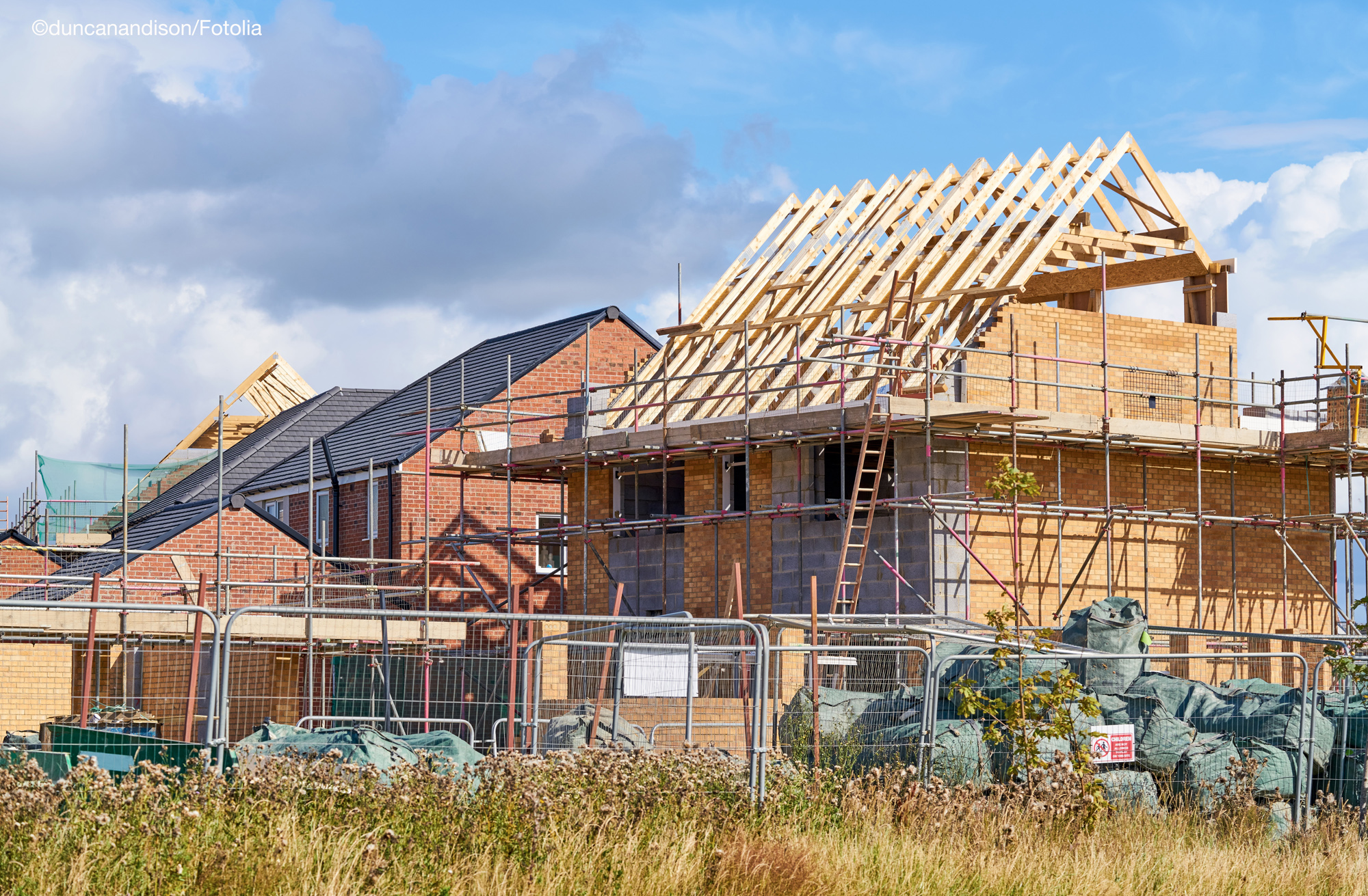 Government confirms £866m funding for council-led housing projects