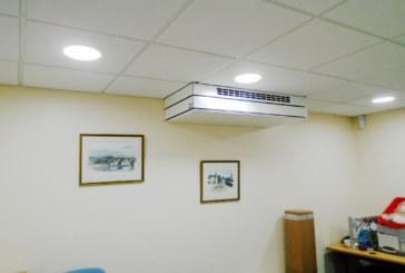 SAV supplies AirMaster Smart Ventilation Unit to Southcraig School