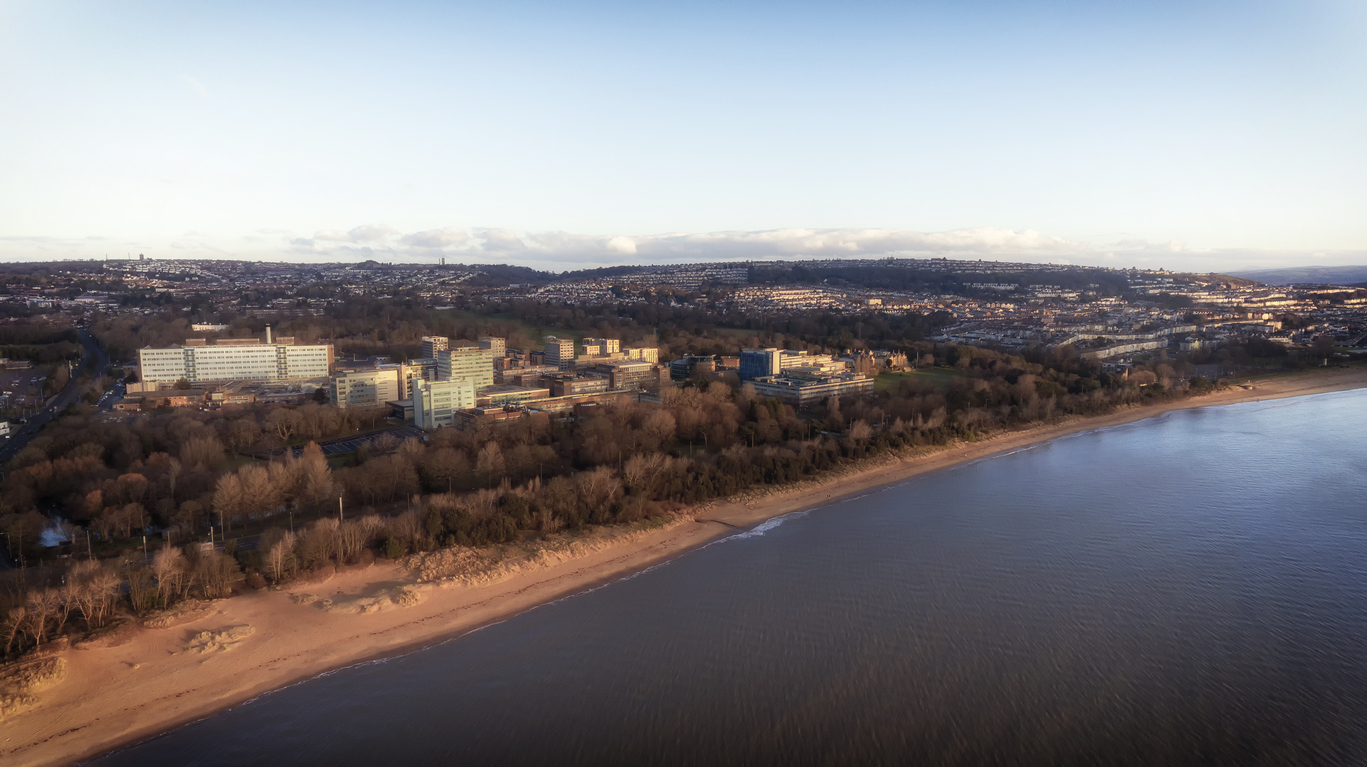 Idom Merebrook reaches milestone in Swansea University refurbishment project