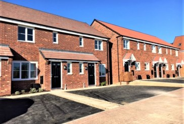 New affordable homes handed over to Muir