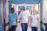 Dulux Trade develops Dementia led paint scheme for St James's University Hospital