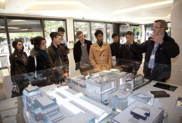 Royal Borough of Kensington and Chelsea is inspiring young people to consider a career in construction