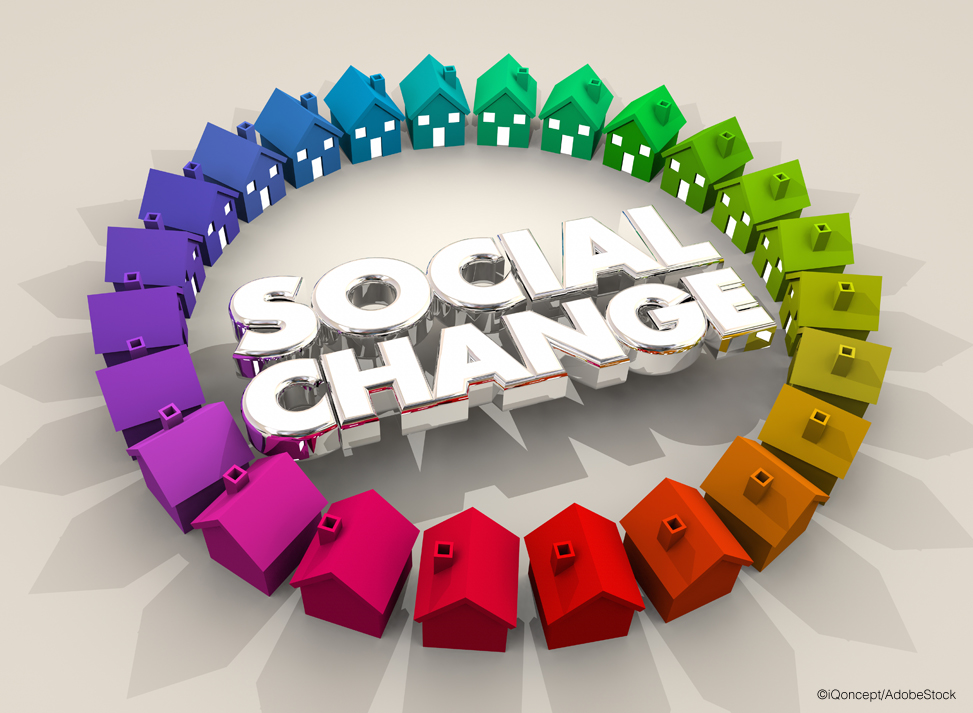 Changing attitudes to deliver better social housing