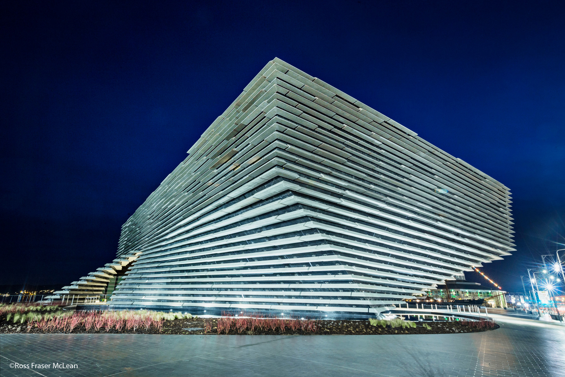 Kingspan specified for design museum