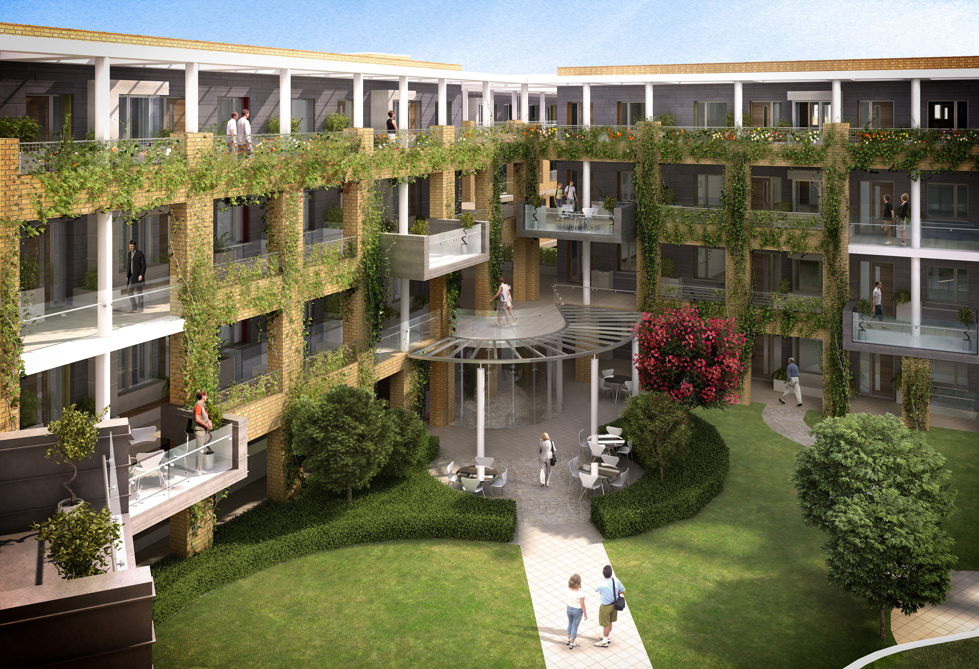 New homes cater for retirees wishing to stay in London