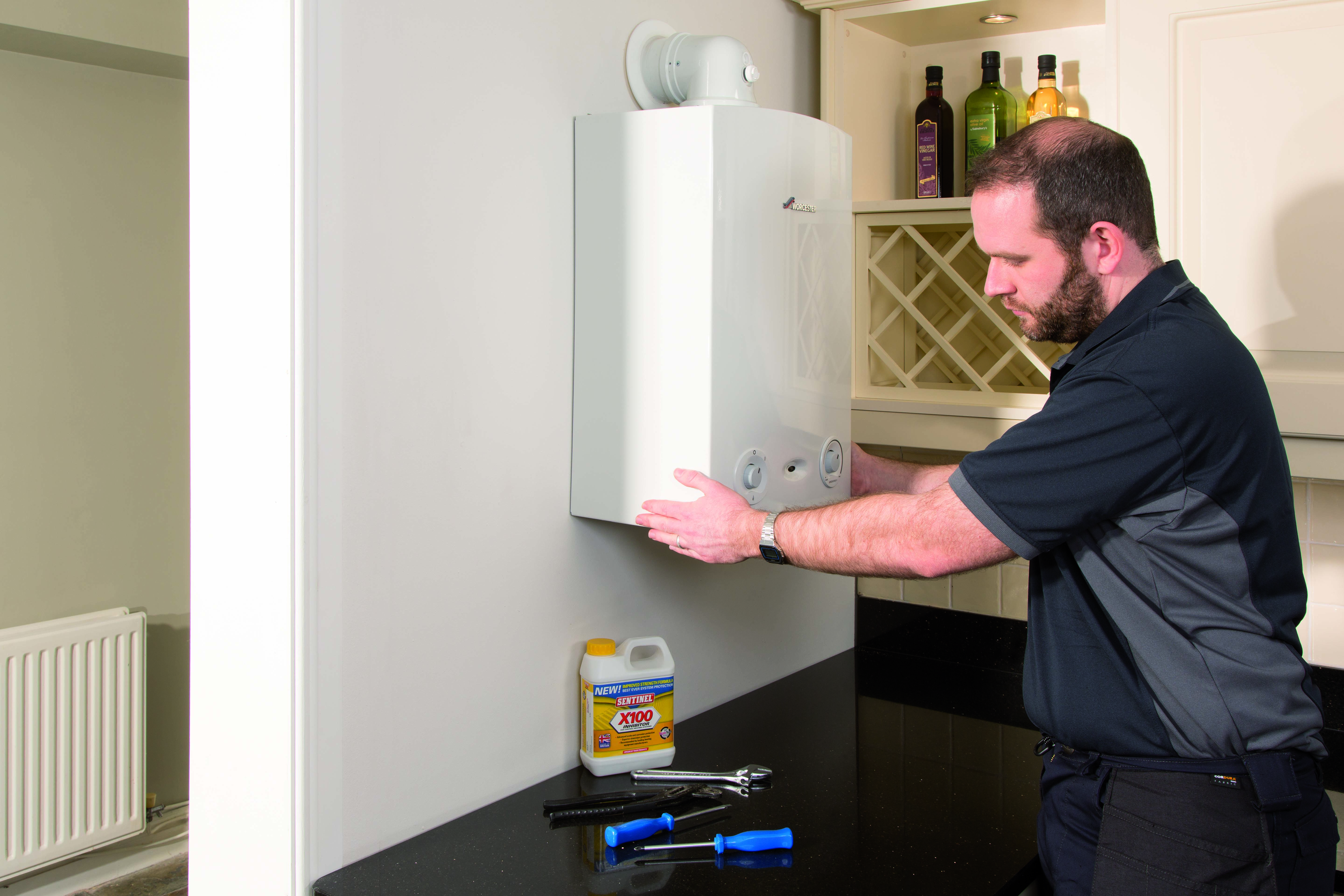 Improving heating system care