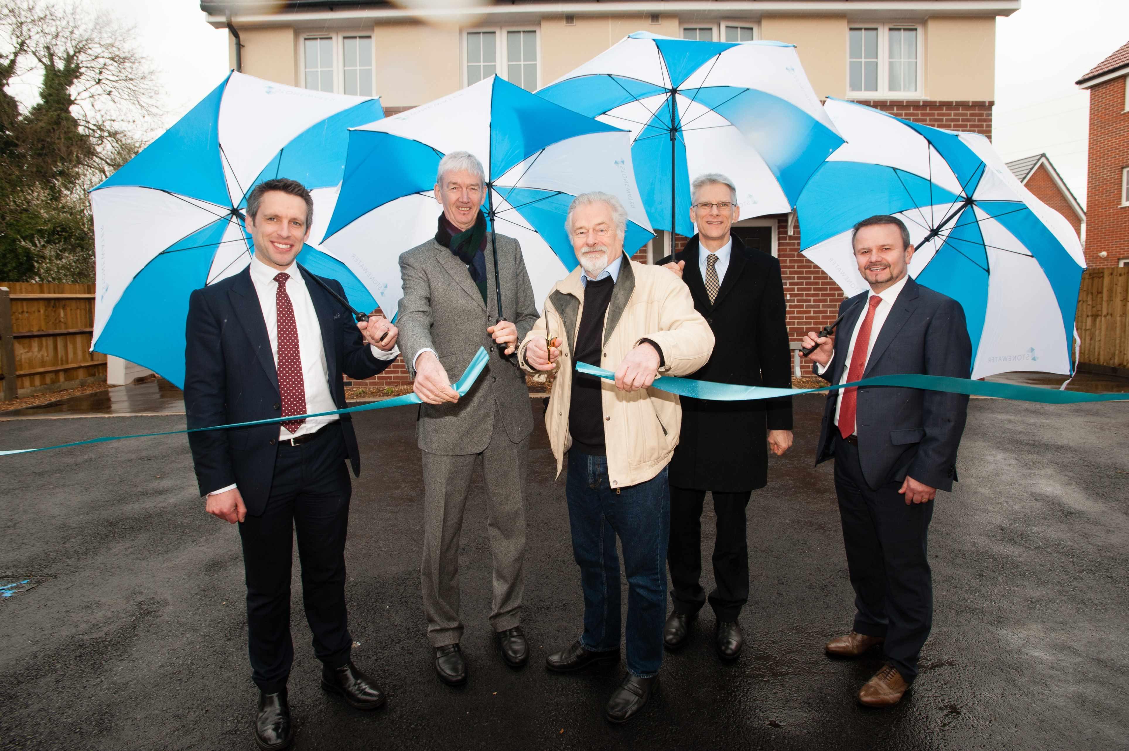 Stonewater's new development helps bridge the affordability gap in Weston-super-Mare