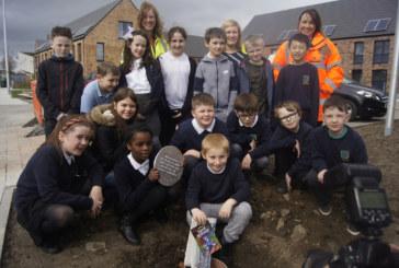 North Edinburgh community lay future foundations of Pennywell
