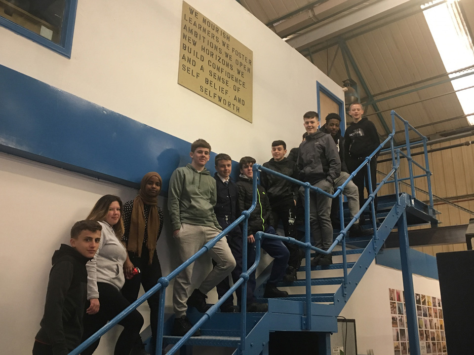 Urban Union Skills Day helps set young people on career path