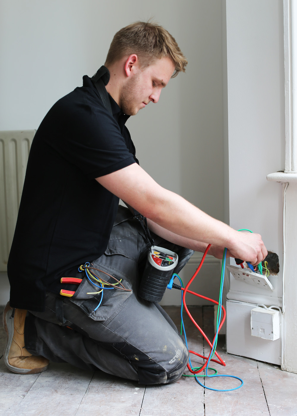 Electrical safety advice for social landlords