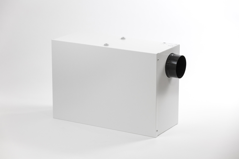 New PIV unit from Elta Fans provides energy-efficient condensation curing