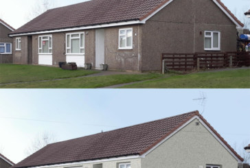 Rykneld Homes awards External Wall Insulation contract to Sustainable Building Services