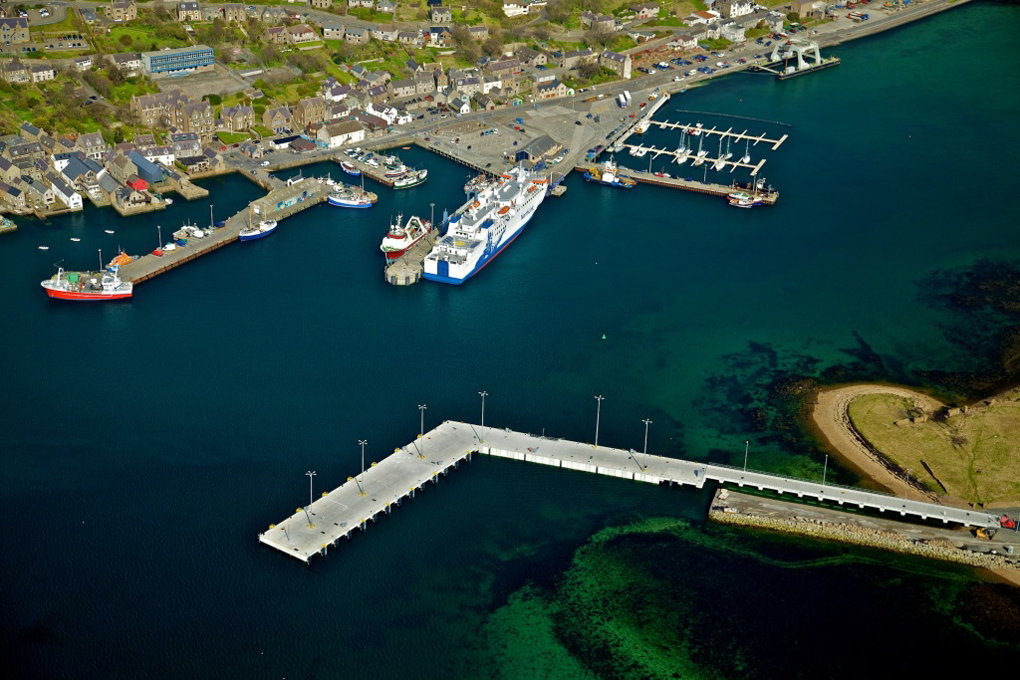 Stromness regeneration wins Silver Jubilee Cup at RTPI Awards for Planning Excellence