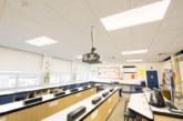 Hastings High School updates its lighting system