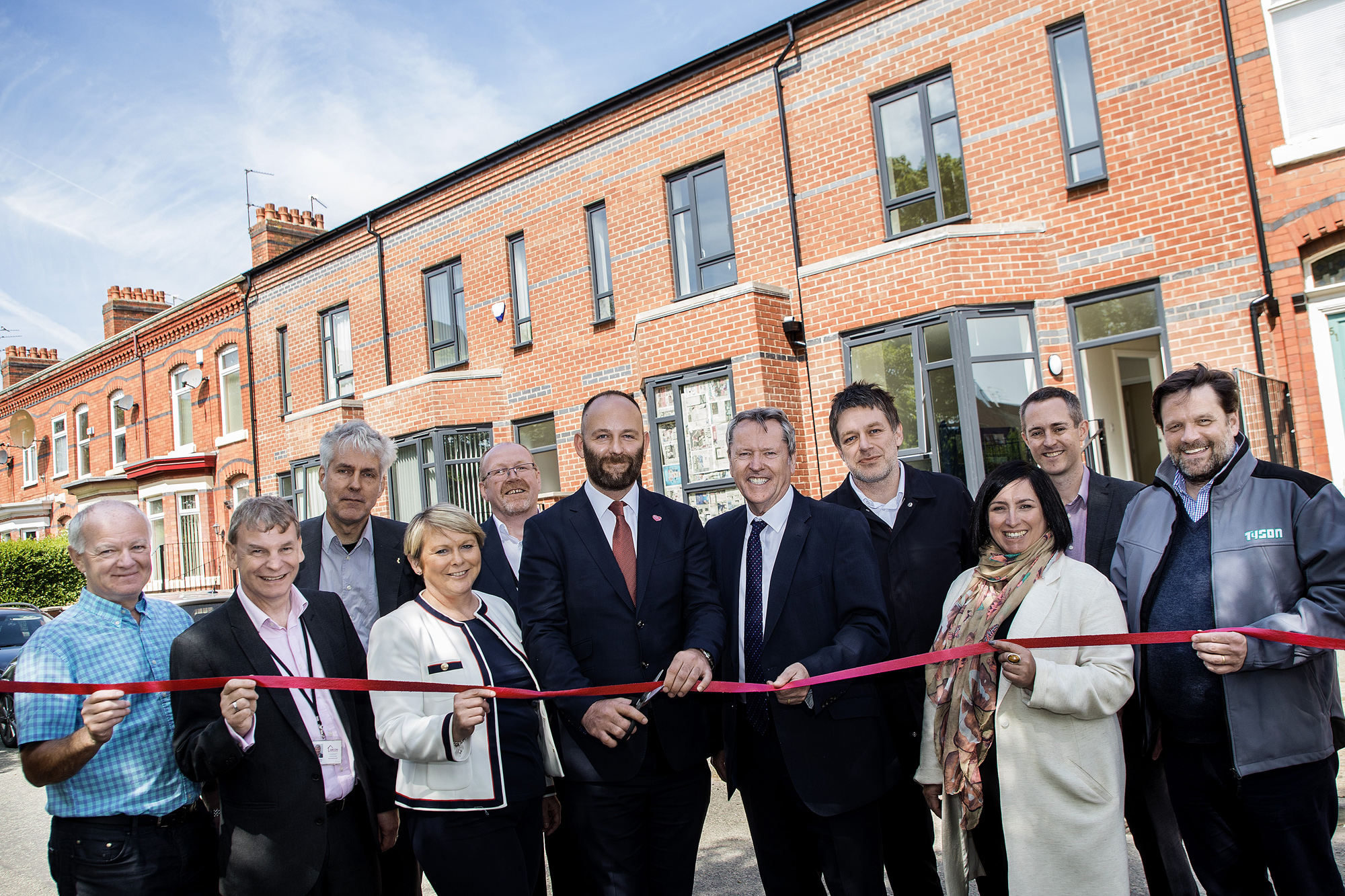Greater Manchester Housing Portfolio Holder launches Arcon's regeneration of Trafford