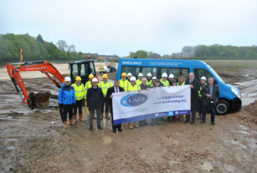 LACE Housing starts onsite in Washingborough